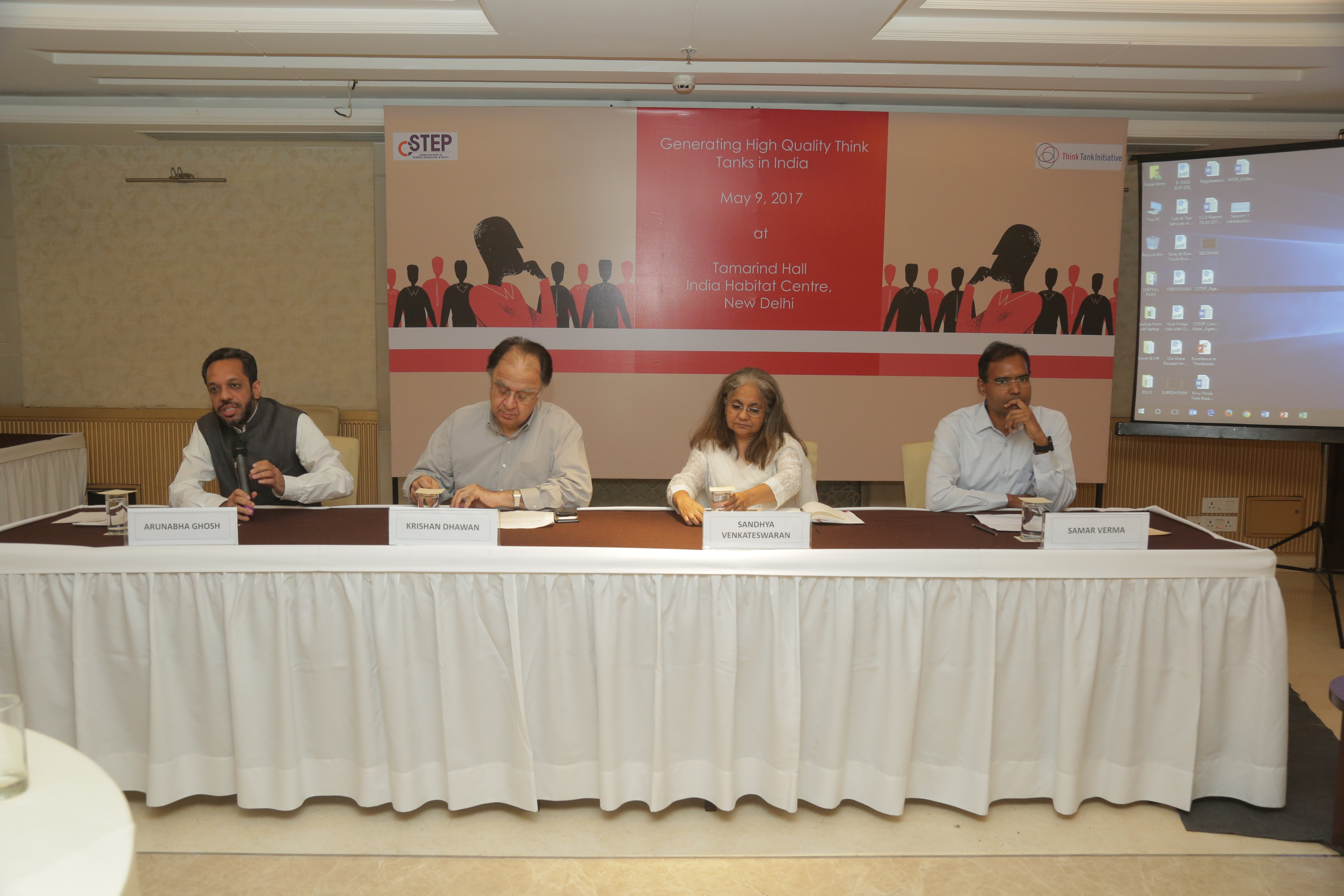 Workshop on Generating High-Quality Think Tanks in India