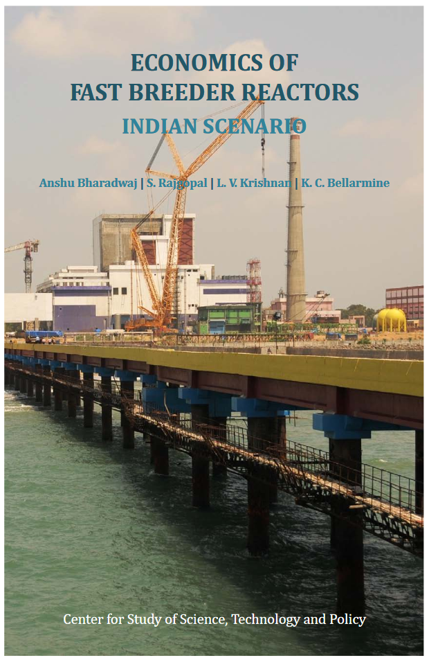 Economics of fast breeder reactors Indian Scenario