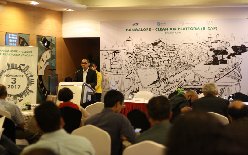 Round-Table Meeting on Air Pollution