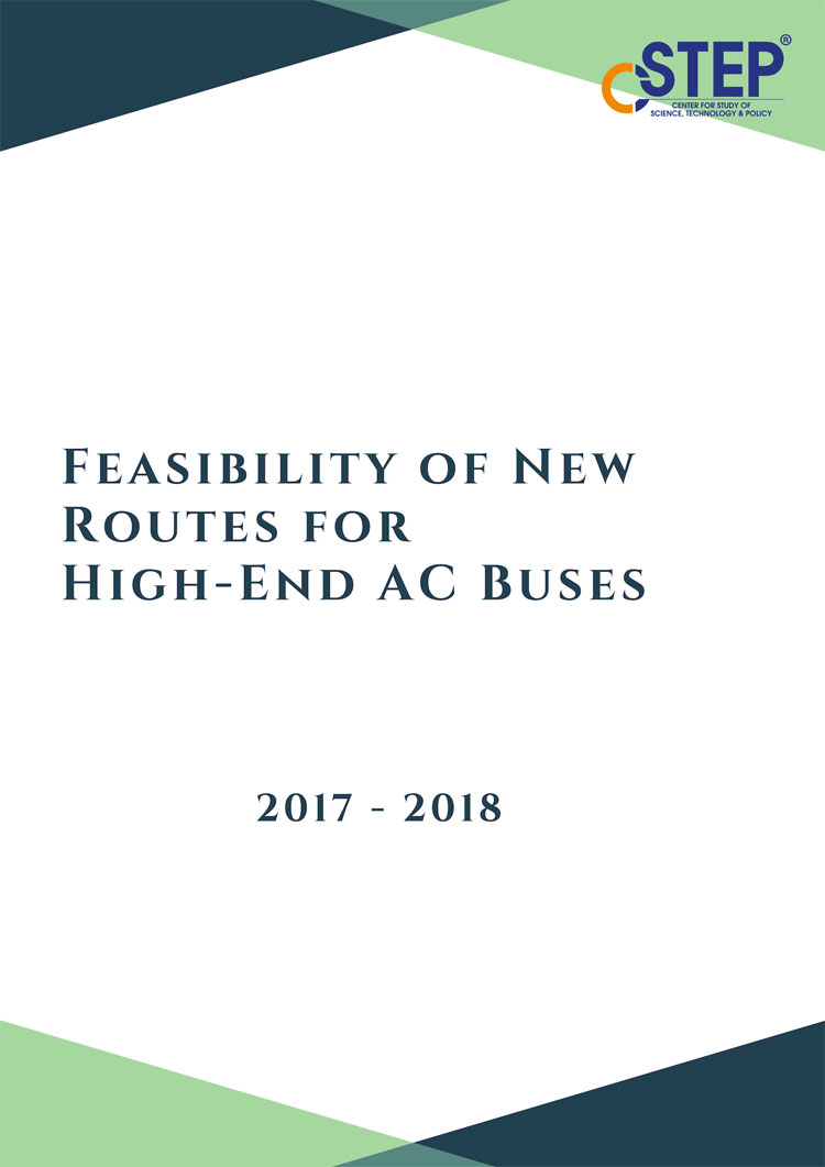 Feasibility of New Routes for High-End AC Buses