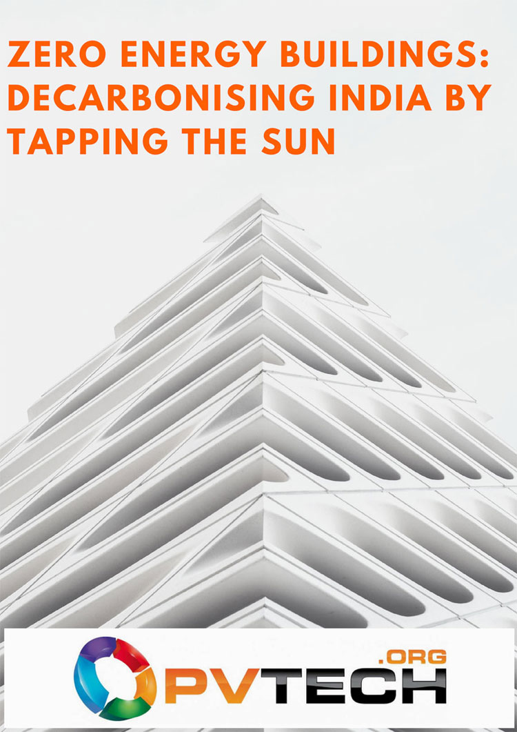 Zero energy buildings: Decarbonising India by tapping the sun