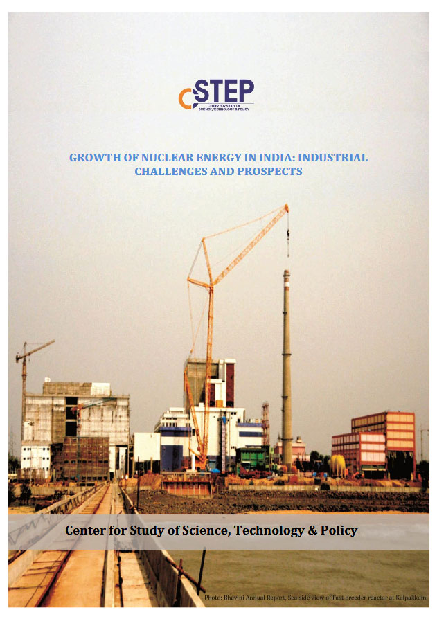 Growth of Nuclear Energy in India : Industrial Challenges and Prospects