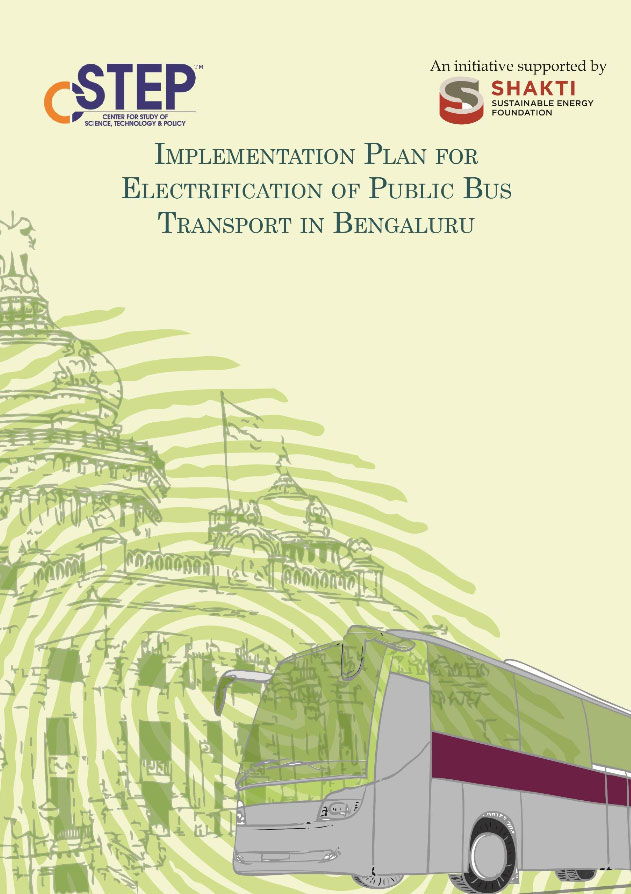 Implementation Plan for Electrification of Public Bus Transport in Bengaluru