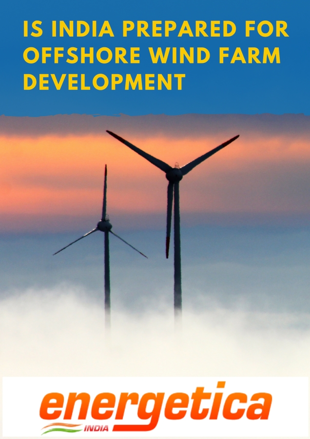Is India prepared for offshore wind farm development