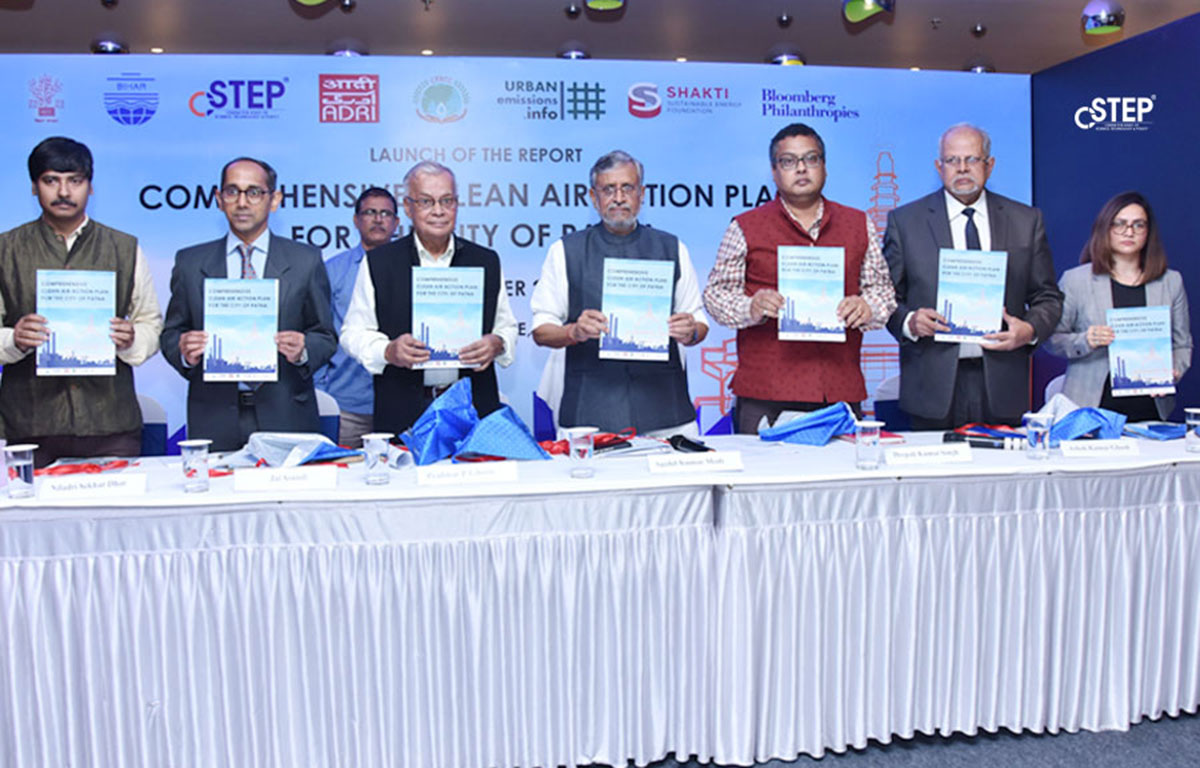 Report Launch - Comprehensive Clean Air Action Plan for the City of Patna