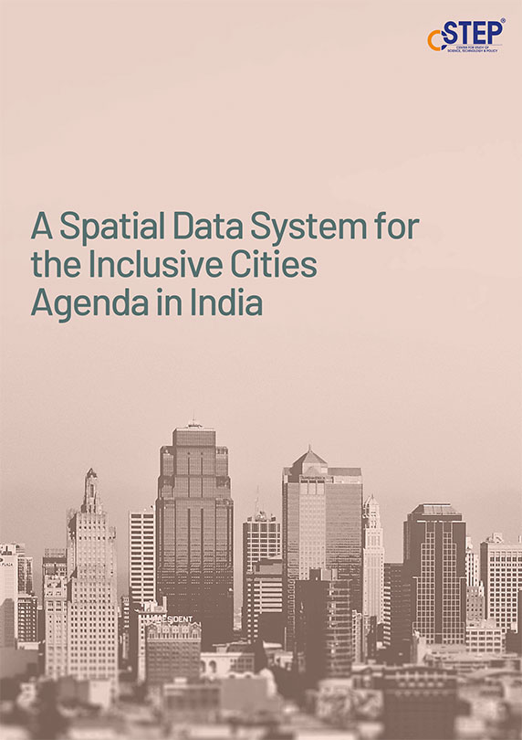 A Spatial Data System for the Inclusive Cities Agenda