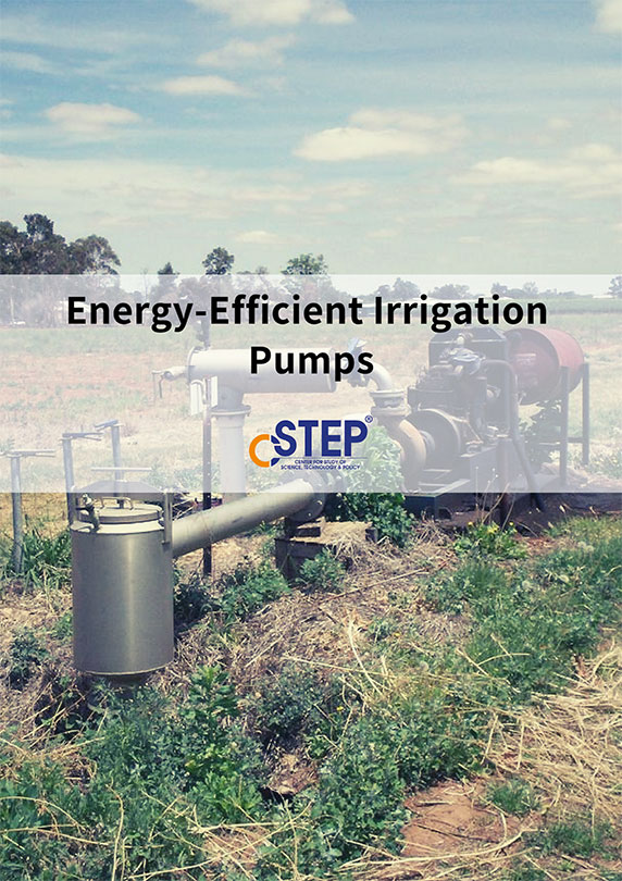 Energy-Efficient Irrigation Pumps