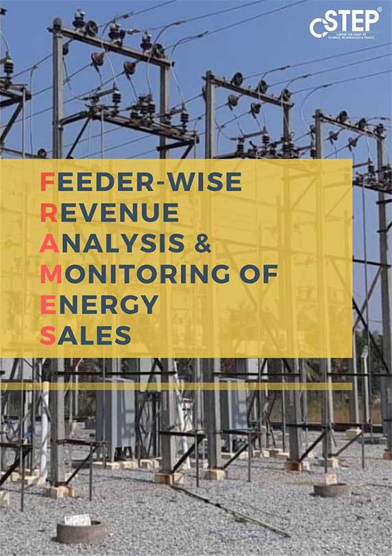Feeder-Wise Revenue Analysis and Monitoring of Energy Sales (FRAMES)