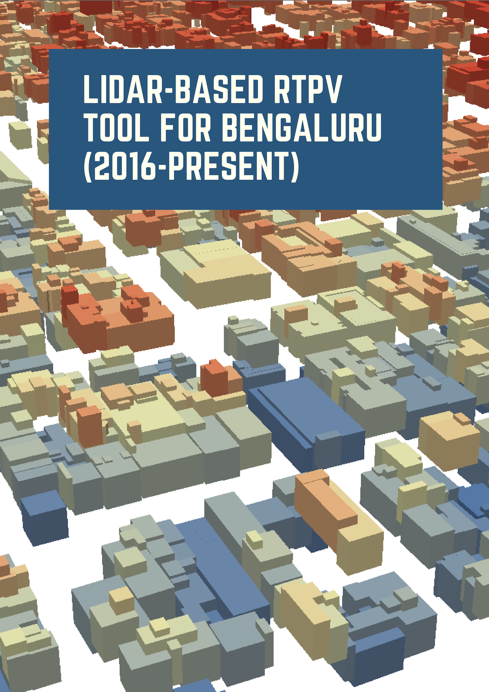 LiDAR-based RTPV Tool for Bengaluru