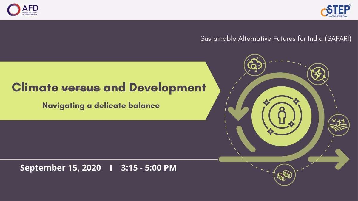 Climate and Development: Navigating a Delicate Balance
