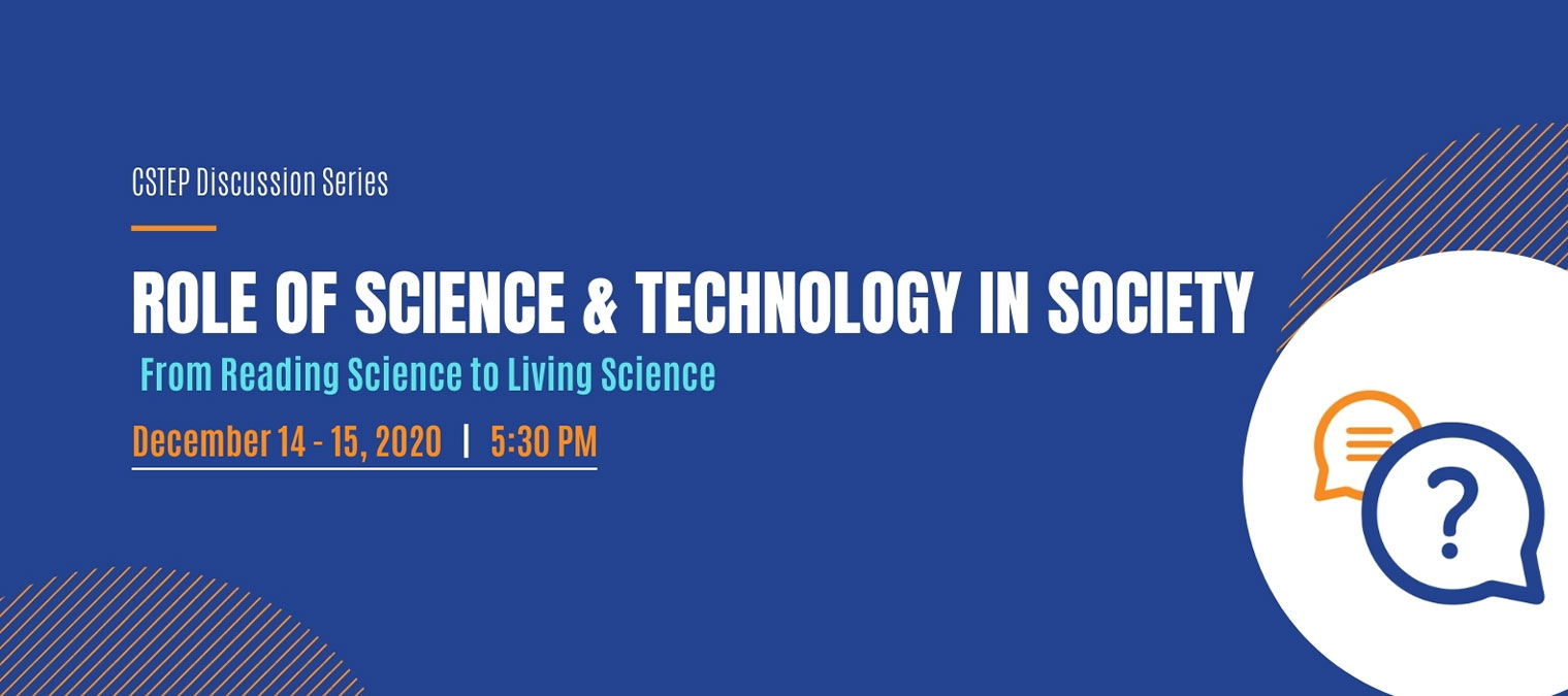 Role of Science and Technology in Society